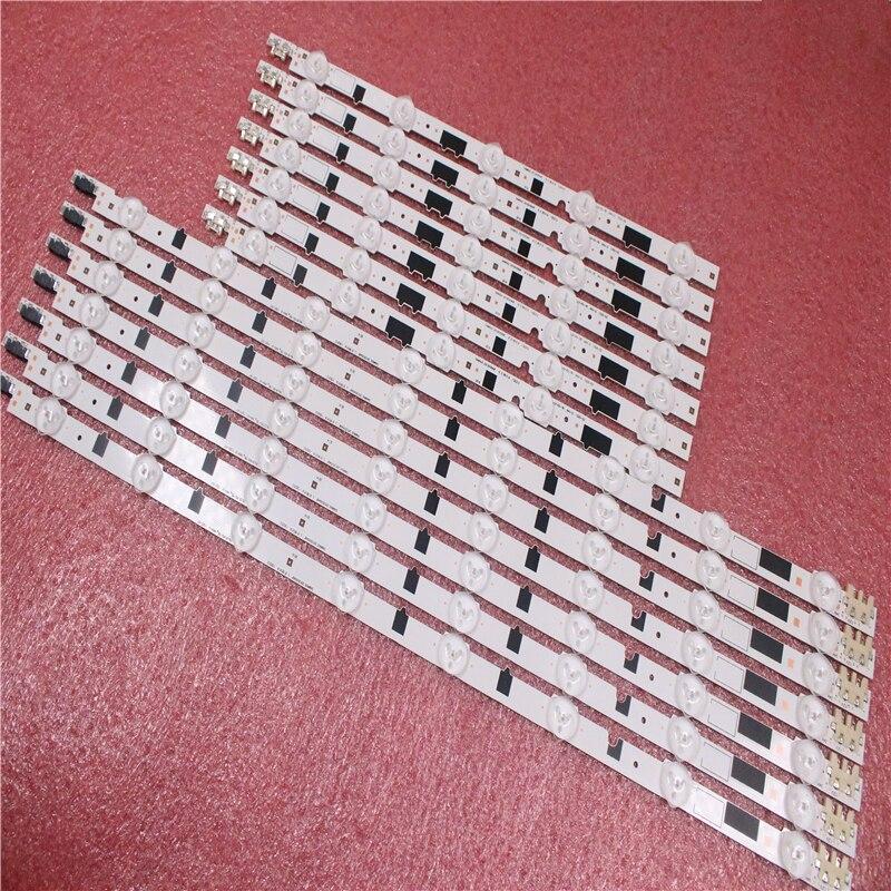 New100% 14 Pieces(7R+7L) UA40F5000ARXXR UA40F6300AJXXR LED strip for SAMSUNG 2013SVS40F L8 L5 D2GE 400SCA R3 D2GE 400SCB R3-in Industrial Computer & Accessories from Computer & Office    1