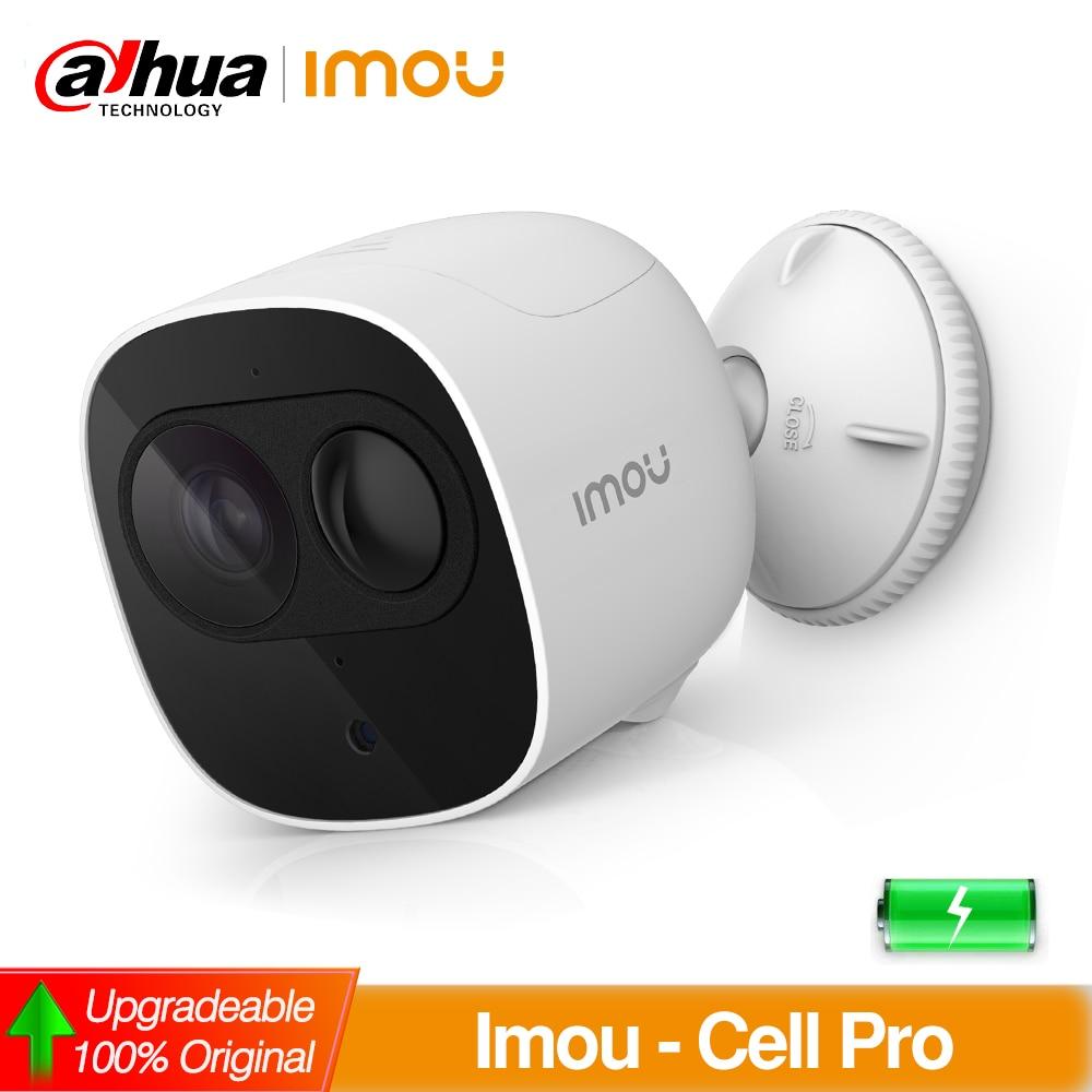 Dahua IMOU IPC-B26E Cell Pro IP Camera 1080P HD with Battery Surveillance CCTV Wireless Outdoor Weatherproof PIR Detect Wifi IPC