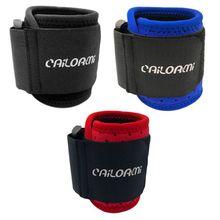 Практичный намоточный браслет для занятий тяжелой атлетикой, компрессионный, поглощающий пот, сшитый, плотно облегающий, спортивный, фитнес, защитный браслет на запястье