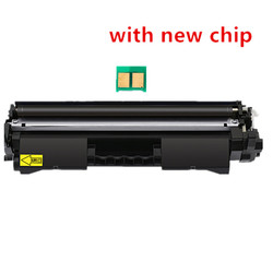 BLOOM Replaceme CF217A 17a 217a toner cartridge with chip for HP LaserJet Pro M102a M102w MFP M130A M130fn M130fw M103nw printer