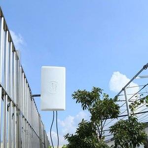 Image 2 - SMA 4G LTE אנטנה 24dBi חיצוני אנטנת אות Booster מגבר