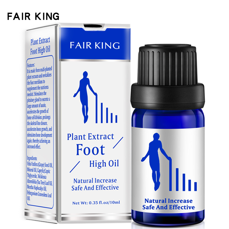 Plant Foot Heightening Essential Oil  Promote Height Growth Oil Body Care Soothing Foot Health Skin Care Promot Bone Growth Oil