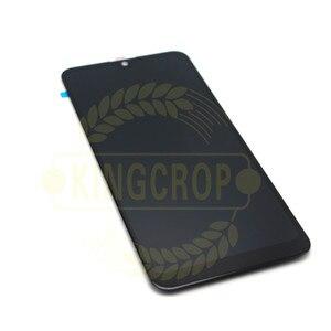 Image 3 - Für LG K12 Max LCD Screen Display LMX520BMW, LMX520EMW Digitizer mit rahmen Montage Handy Teile Für LG k50 Q60 lcd