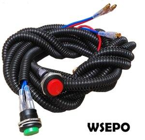 Image 5 - 5000W 27 Pole 48V/60V/72V DC Generator Build Kit(stator,rotor,controller,rectiifer etc.) fits on 19mm tapered 55mm output shaft