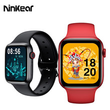 Ninkear Hw22 Pro smart watch IP68 waterproof 1.75 inch body temperature heart rate tracking smart sports watch for men and women