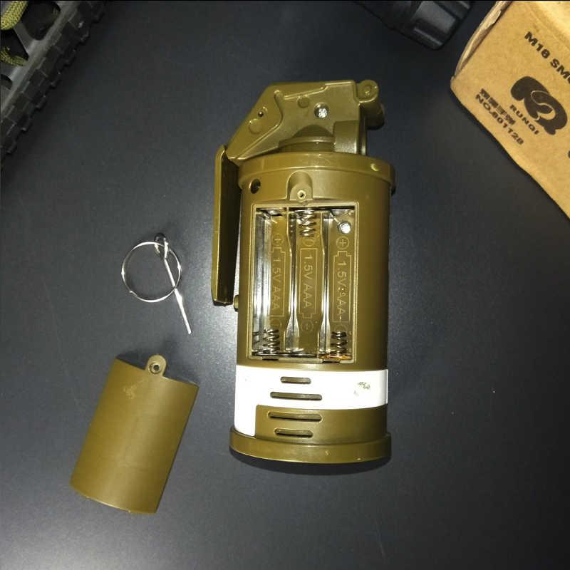 Кодовый X M81 дымовая бомба, гелевые струйные аксессуары для игрушечного пистолета, звук и светильник, игрушки, увлажнитель воздуха, детская игрушка