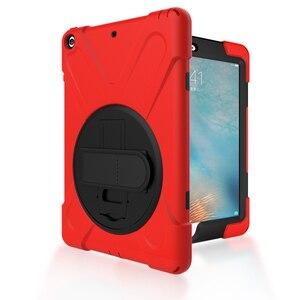 Image 3 - Yeni kılıf için iPad hava 4 10.9 / 10.2 2019 2020 / Pro 10.5 / 2018 9.7 inç kapak 5th 6th 7th 8th nesil Mini 1 2 3 4 5 kabuk