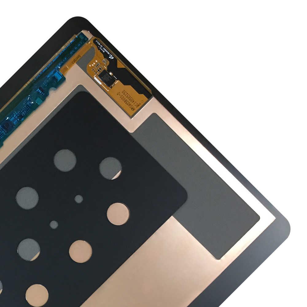 Wyświetlacz LCD do Samsung Galaxy Tab S T800 T805 SM-T800 Tablet ekran dotykowy LCD Digitizer czujniki montaż wymiana panelu