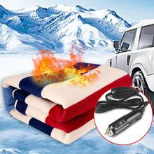 Winter Blanket Car Home Electric Warming Heating 24V 85W Truck Heated Cushion Long Service Life
