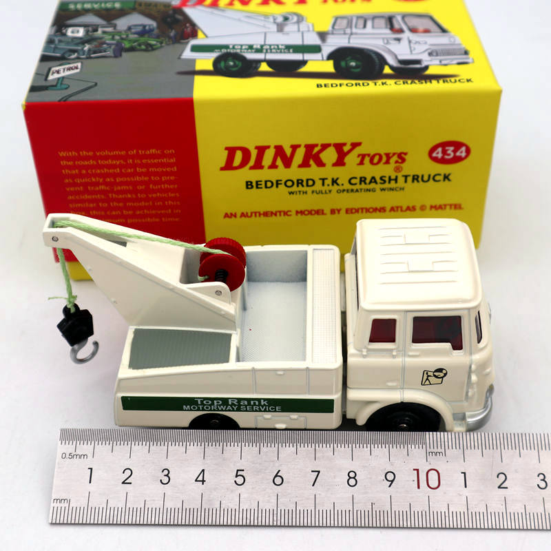 DINKY TOYS BEDFORD TK TRUCK STICKERS