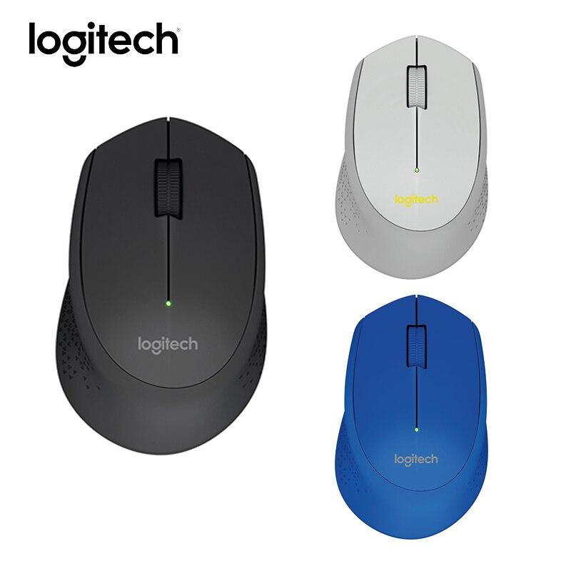 Logitech M275 Беспроводной Мышь 1000 точек/дюйм 95NewUSB Беспроводной 2,4 ГГц нано-приемник мышь Настольная компьютерная мышь Мышь Беспроводной оптичес...