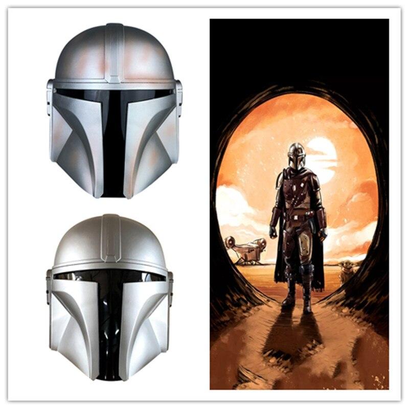 Venda quente capacetes filme boba fett cosplay