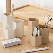 Японский креативный Стандартный шестигранный пластиковый держатель