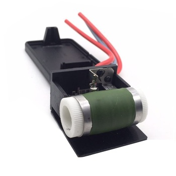Car Engine Cooling Radiator Fan Motor Resistor Air Conditioning Blower Resistor for BMW Mini Cooper R50 R52 R53 17117541092R image