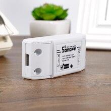 Sonoff умный пульт дистанционного управления Wifi умная розетка таймер diy беспроводной переключатель контроллер для умного дома для Sonoff ITEAD wifi finder