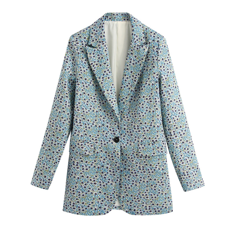 Women Print Blazer Skirt Suits Office Lady Jacket And Sling Tops And Skirt Workwear Three Piece Sets