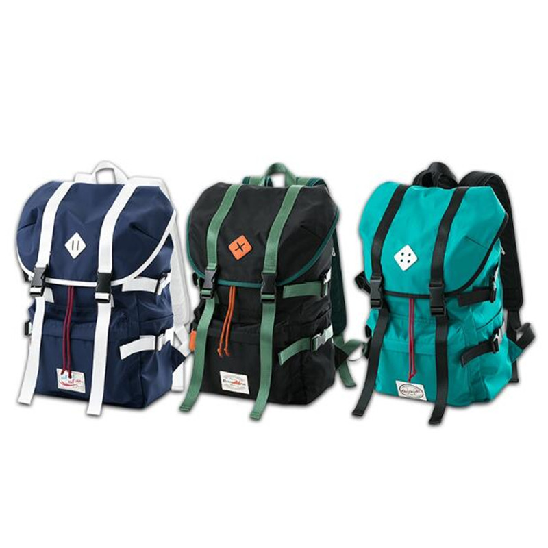 Japan Anime My Hero Academia Backpack Cosplay Midoriya Izuku Bakugou Katsuki Todoroki Shoto Schoolbag Knapsack Youngster Travel