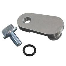 Для Ls Truck Evap очистка электромагнитной трубки заглушка впускного блока с пластинами 4,8 5,3 6,0