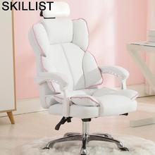 Fotel Biurowy Stool Sandalyeler Stoelen Sillon Chaise De Bureau Ordinateur Gaming Gamer Cadeira Office Furniture Computer Chair