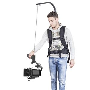 Image 4 - Like EASYRIG 8 18kg Load  Supporting Gimbal Vest for DJI Ronin 2/S/M Crane 2/3/3S  WEEBILL LAB MOZA AirX 3AXIS  stabilizer vest