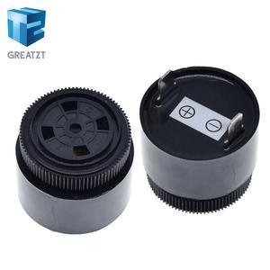 Alarm Buzzer Active-Piezoelectric 80db 24V QSI-3610 36x32mm GREATZT Waterproofing