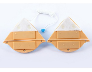 Image 3 - Replacement Sponge Cleaner for Washing Window Glass Magnetic Window Cleaning Brush  Replacement Sponge Wiper strip Accessories