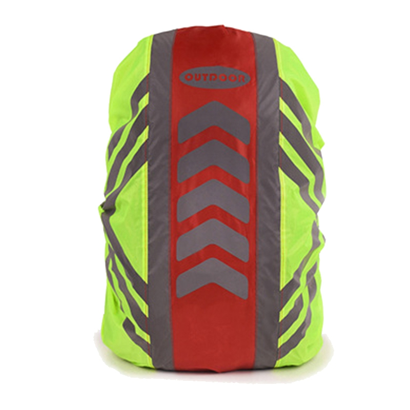Backpack Rain Cover Outdoor Bag Waterproof Cover Backpack Rain Cover High Visibility Reflective Bag Small
