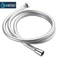 EVERSO haute qualité 1.5m PVC Flexible tuyau de douche salle de bain ensemble de douche accessoires anti-déflagrant tuyaux