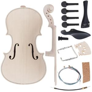 4/4 Size Violin DIY Kit Natura