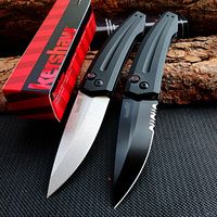 Kershaw 7200 Camping folding knife Fruit Kitchen Knife Folder Pocket Utility Outdoor Hunting EDC Hand Operated Tools 7100