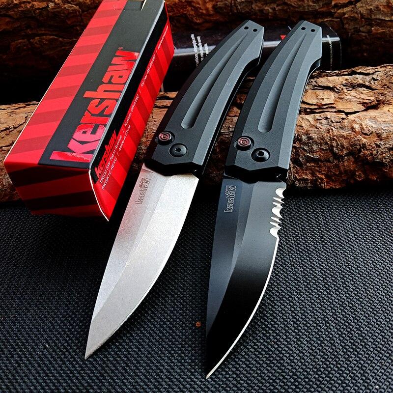 Kershaw 7200 Camping faca dobrável faca de Frutas Faca de Cozinha Utilitário de Bolso Pasta de Caça Ao Ar Livre EDC Ferramentas Manuais 7100