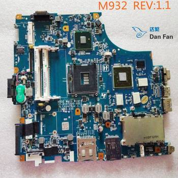 MBX-235 For SONY M923 REV:1.1 Laptop Motherboard PM55 PGA-988A Mainboard 100%tested fully work
