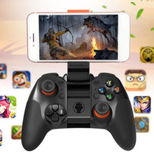 Rkgame 4Th Bluetooth Gamepad Mobile Joystick Nirkabel VR Controller Smartphone Tablet TV PC Permainan Pad untuk IOS Android Remote(China)