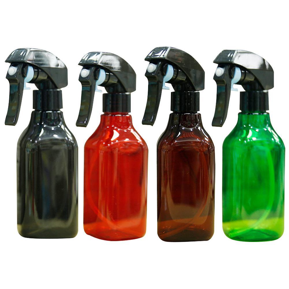 Household Spray Bottle 300ml High-Pressure Watering Can Hair Moisturizing Spray Hair Tools Empty Spray Refillable Bottle