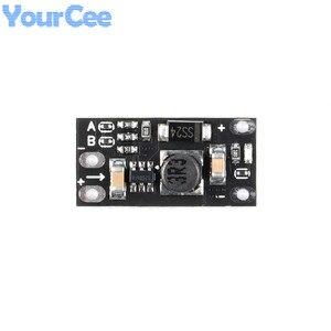 5 шт. мини DC-DC повышающий преобразователь модуль 3,7 в до 12 В Напряжение Регулятор модуль платы блока программного управления литиевая Батарея Boost