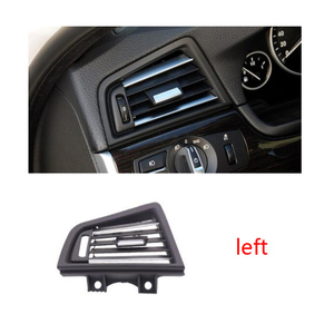 Image 2 - LHD Front Row Wind Left Center Right Air Conditioning Vent Grill Outlet Panel With Chrome Plate For BMW 5 Series F10 F18