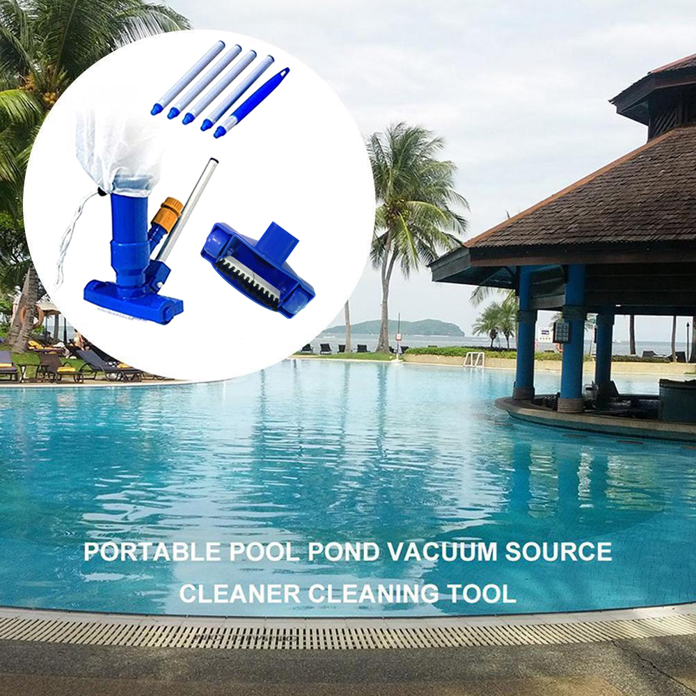 H48639d1cc0d2448e9f2cf3fb3fe9775db - 1 Set Jet Swimming Pool Vacuum Cleaner Floating Objects Cleaning Tools Vac Suction Head Pool Fountain Vacuum Brush Cleaner