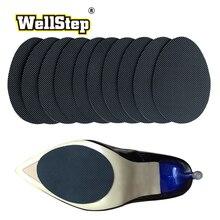 Shoe Grip-Protector Non-Slip Sole-Pad Heel Self-Adhesive Anti-Skid Women WELLSTEP 5pairs
