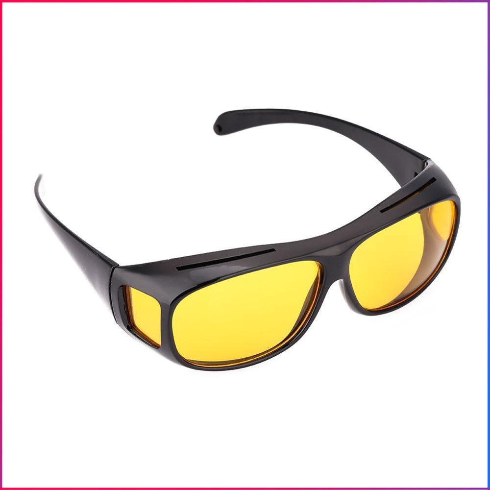 Night Vision Drivers Goggles  HD Vision Anti UV Sun Glasses Car Driving Glasses Women Man Sunglasses Eyewear Protection