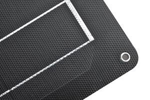Image 3 - ETFE סרט Monocrystalline קל משקל 80 ואט גמיש פנל סולארי לימי & RV/סירה/רשת יישומים