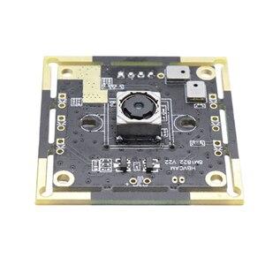FFYY-8MP USB2.0 модуль камеры 77 ° широкоугольный IMX179 15FPS 3264X2448 Автофокус для ПК ноутбука