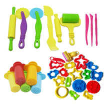 Model Plasticine DIY Fimo Polymer Clay Tools Professional Slime Playdough Tool Sculpture Clay Carving Tools set Toys For Kids цена в Москве и Питере