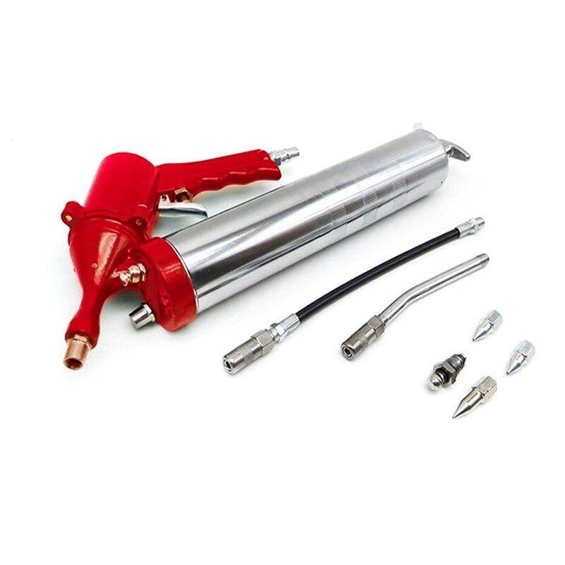 400CC Professional Pneumatic Grease Gun Repeating Air Operated Grease Gun Tool