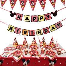 Disney rangos de fiesta de cumpleaños-Calidad Premium Suministros Vajilla Decoraciones