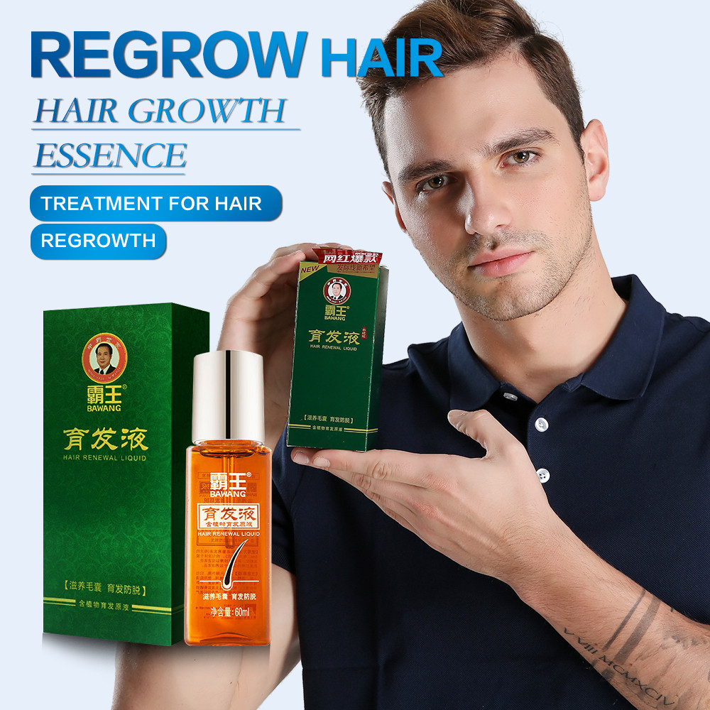 Anti Hair Loss Treatment Hair Growth Essence Oil For Fast Hair Growth Hair Care Product Nourishing Hair Root Solution Hair Tonic
