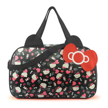 Fashion Travel Bag Large Capacity Woman Weekend Duffel