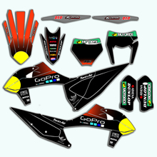 universal motorcycle rear swingarm fork protector sticker cover decals for ktm sx mx sxf exc exc f xc f xcf w xcf xcw EXC XC XCF 2020 SX SXF 2019 2020 Customized Graphics & Backgrounds Stickers Kit Decal For KTM 125 150 250 300 350 450 XC-F SX-F