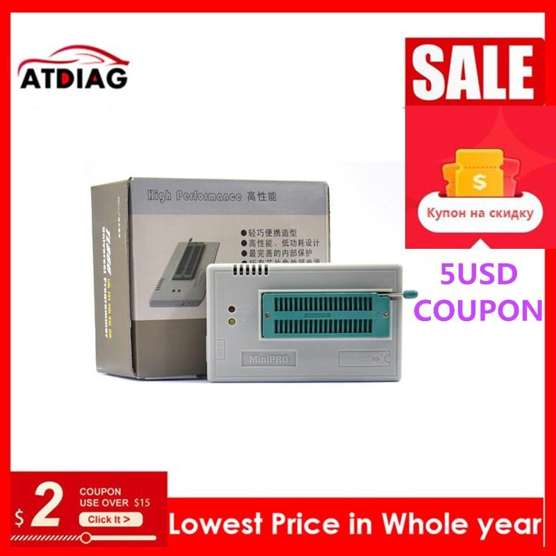 100% Original Neue V 9,0 TL866II Plus Universal Minipro Programmierer TL866 PIC Bios High speed Programmierer