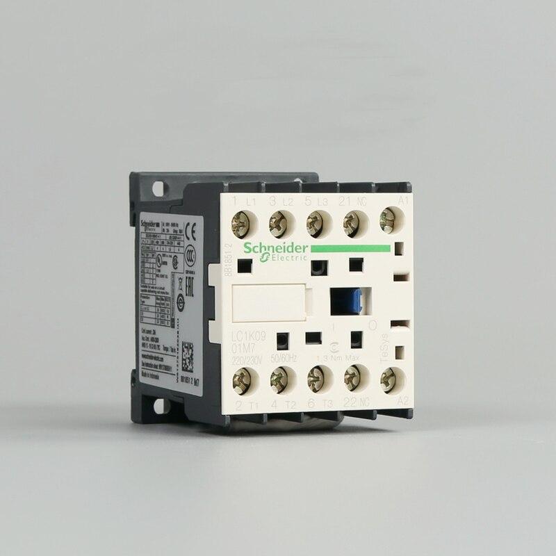 novo original autentico exportacao lc1k0901m7 contator de 01