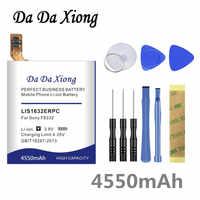 DaDa Xiong 4550mAh LIS1632ERPC Batteria per Sony Xperia XZ Dual Sim F8332 XZs F8331